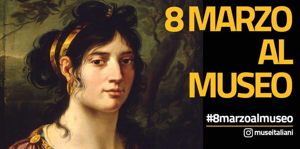 8 marzo: domani tutti i musei saranno gratis per le donne