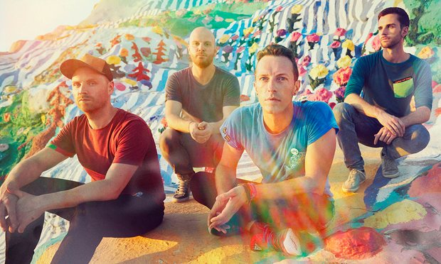 Coldplay in concerto dalla Giordania: streaming per l'uscita dell'album