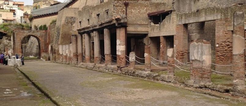Scavi di Ercolano: riaprono al pubblico le Terme e tre Domus