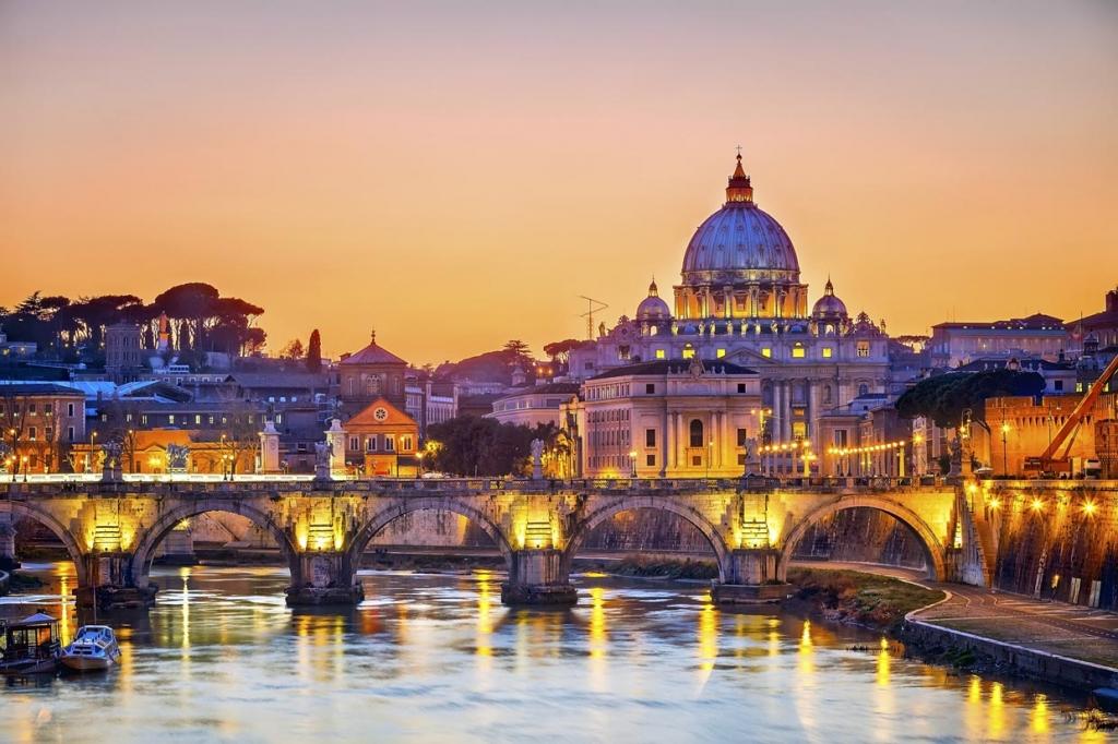 Natale di Roma: tanti documentari su Sky dedicati alla città eterna