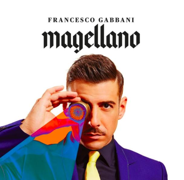 Francesco Gabbani annuncia l'uscita del suo album