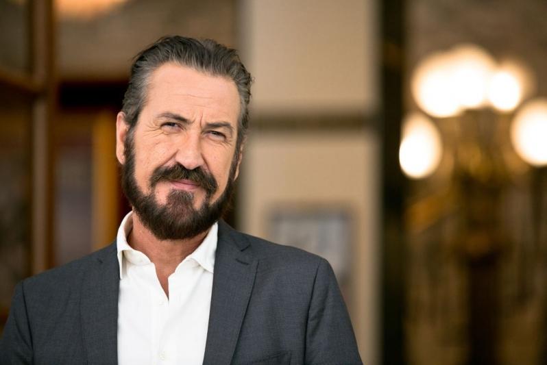 Marco Giallini e i suoi…54 anni!