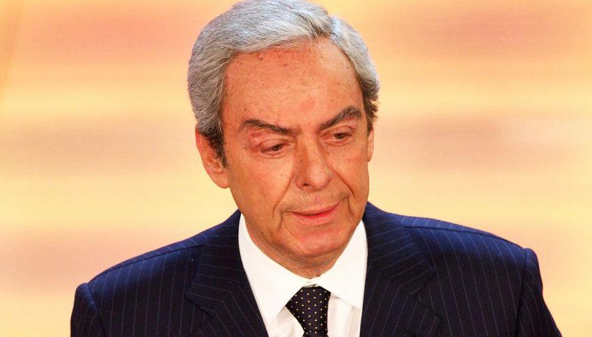 Addio Daniele Piombi, storico volto della TV
