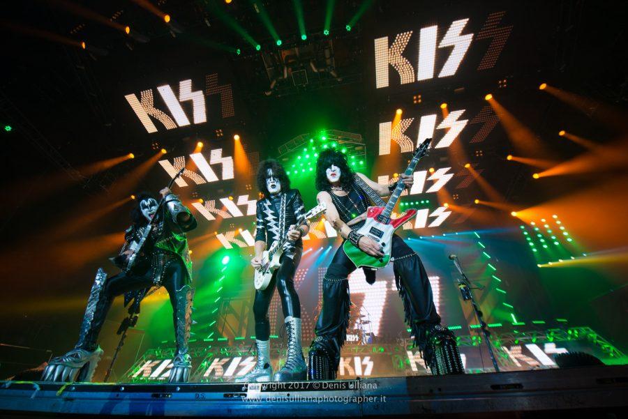 Foto esclusive dal concerto dei Kiss a Bologna!