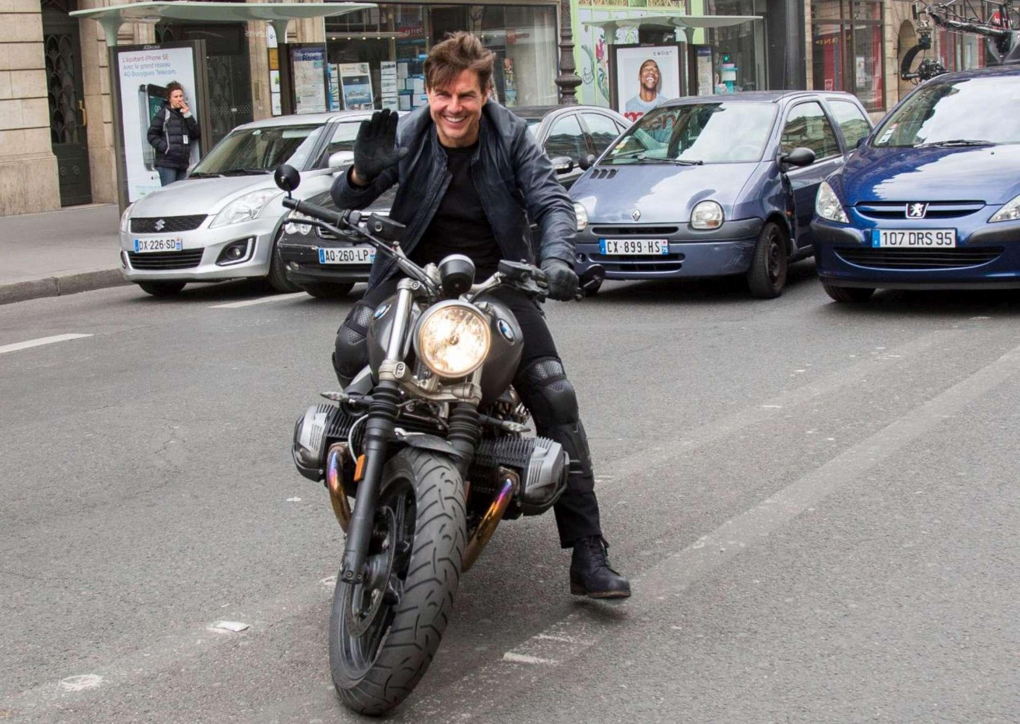 """Mission Impossible 6"" blocca le riprese: incidente per Tom Cruise"