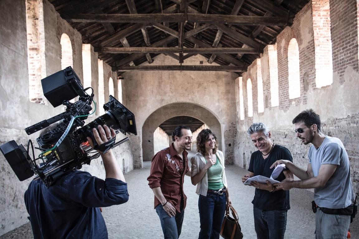 """Luciano Ligabue: in tour le prime immagini del film """"Made in Italy"""""""