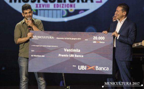 Musicultura 2017: il vincitore della 28esima edizione è Mirkoeilcane