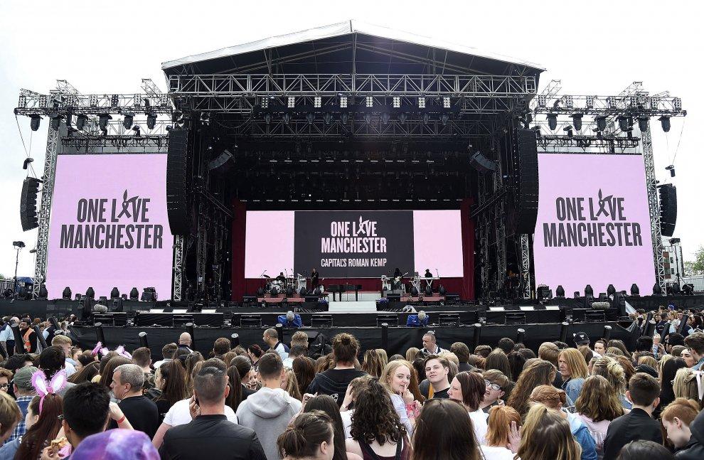 One Love Manchester: ieri il concerto benefico organizzato da Ariana Grande