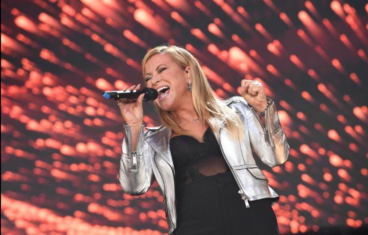 Alcune foto di Anastacia al Radio Italia Live – Il concerto