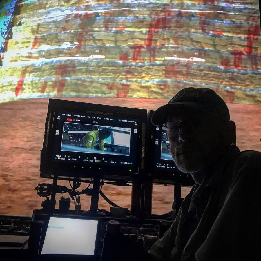 "Ron Howard posta una foto dal set di ""Han Solo – A Star Wars Story"""