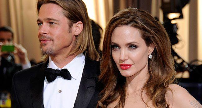 Angelina Jolie parla per la prima volta della separazione da Brad Pitt
