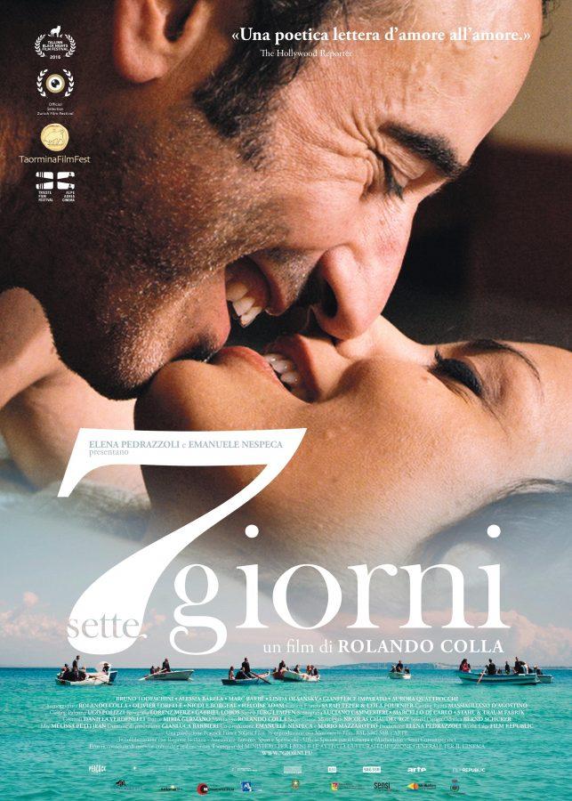 """""""7 giorni"""": il film di Colla dal 24 agosto nelle sale cinematografiche!"""