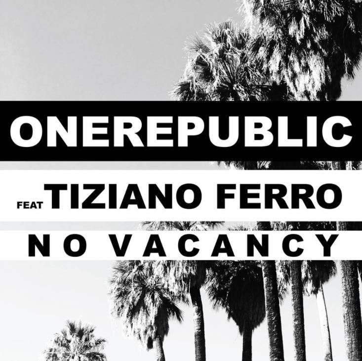 Tiziano Ferro FT One Republic: venerdì uscirà il duetto!