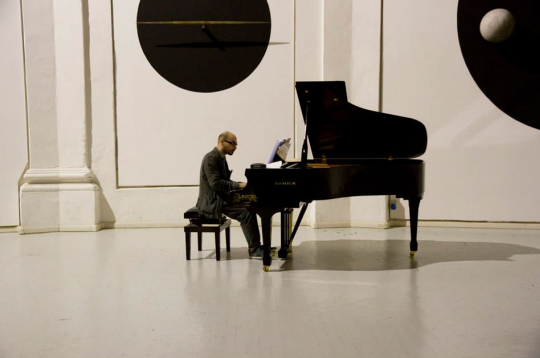 La musica di Paolo Tarsi in concerto a Genova