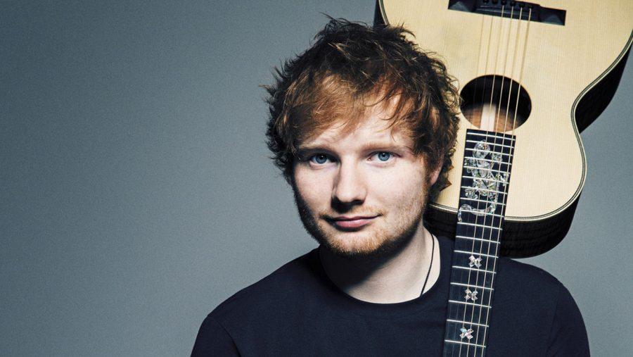 Ed Sheeran si rompe un braccio: date del tour a rischio