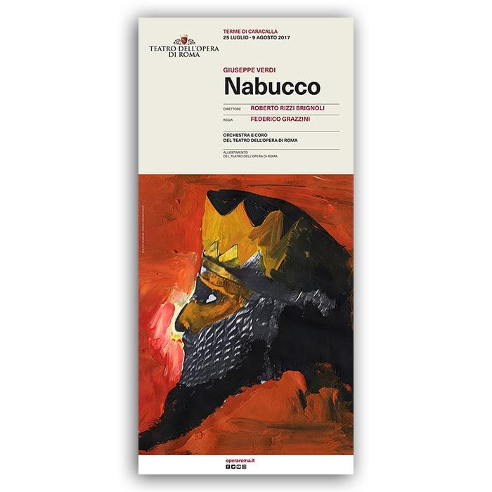"""Alle Terme di Caracalla """"Il Nabucco"""" di Giuseppe Verdi"""