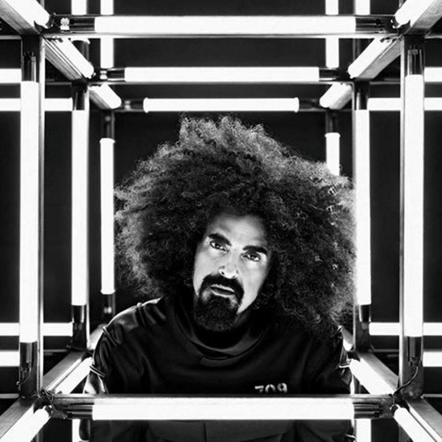 """Caparezza: svelate tracklist e copertina del nuovo album """"Prisoner 709"""""""