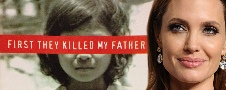 """First They Killed My Father"": il nuovo film di Angelina Jolie su Netflix!"