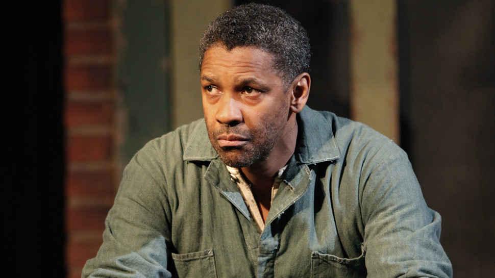 Denzel Washington ritorna in scena a Broadway con un dramma