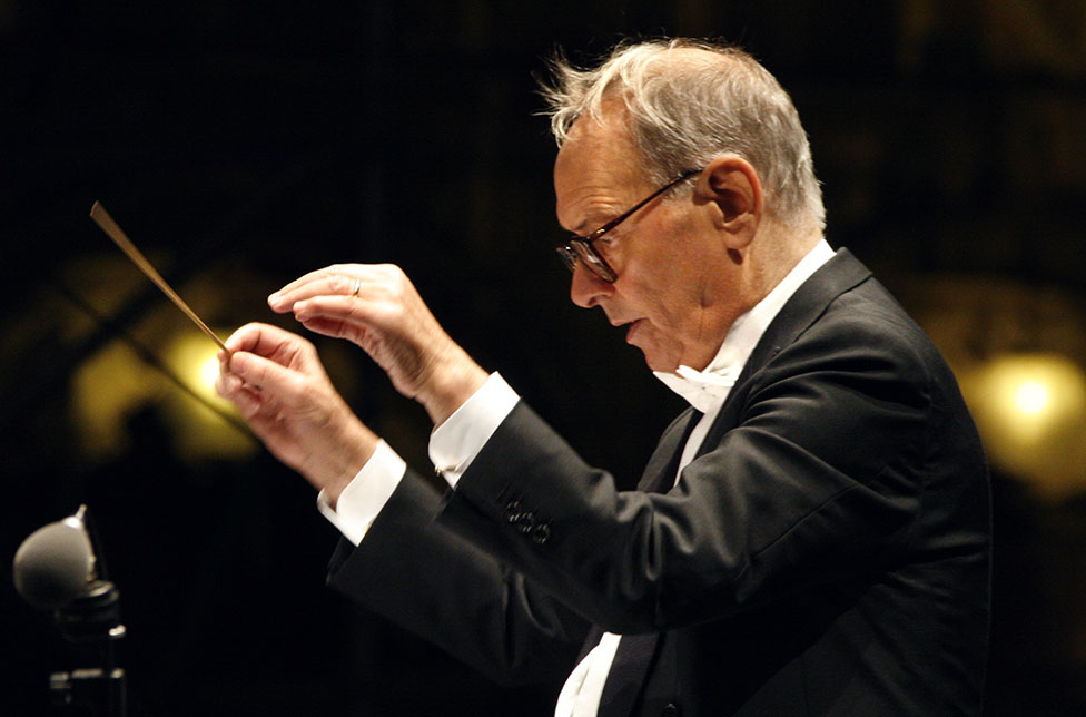 Ennio Morricone fa un doppio sold out all'Arena di Verona