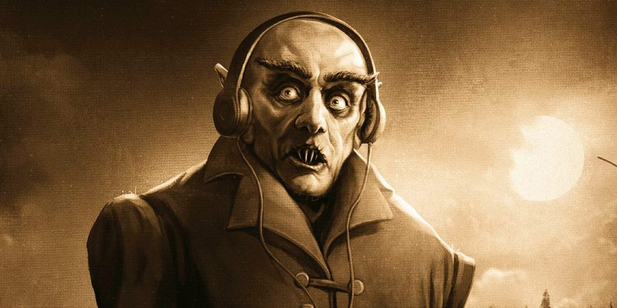 "E' Revival mania: guardate chi c'è nel remake di ""Nosferatu""!"
