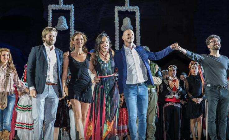 """La Carmen"" firmata Valentina Carrasco arriva al cinema!"