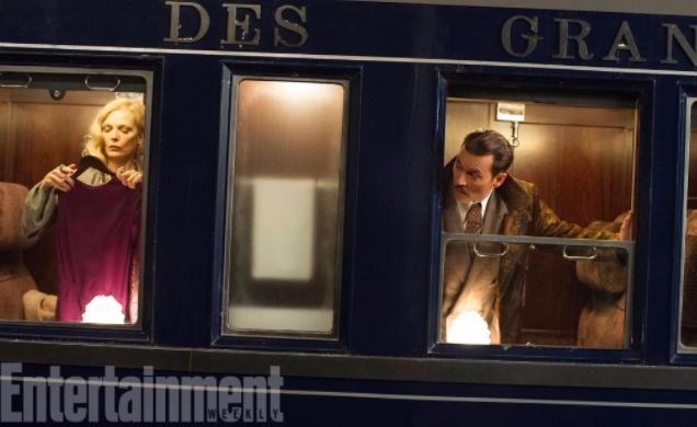 """""""Assassinio sull'Orient Express"""": foto con Johnny Depp e Michelle Pfeiffer"""