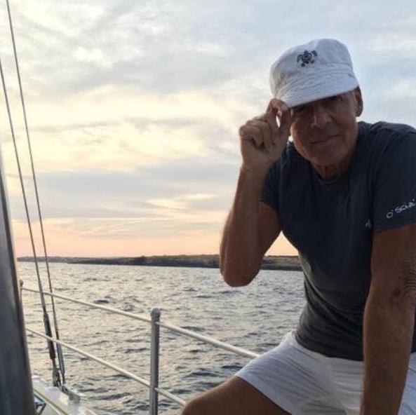 Claudio Baglioni si iscrive ad Instagram e saluta i fan!