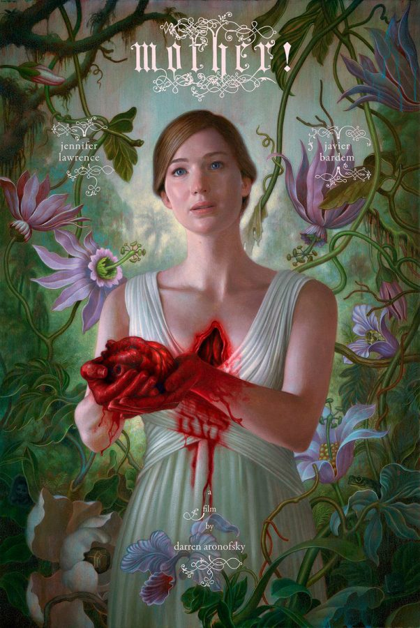 "Jennifer Lawrence a Venezia 74 con ""Mother!"", di Darren Aronofsky"