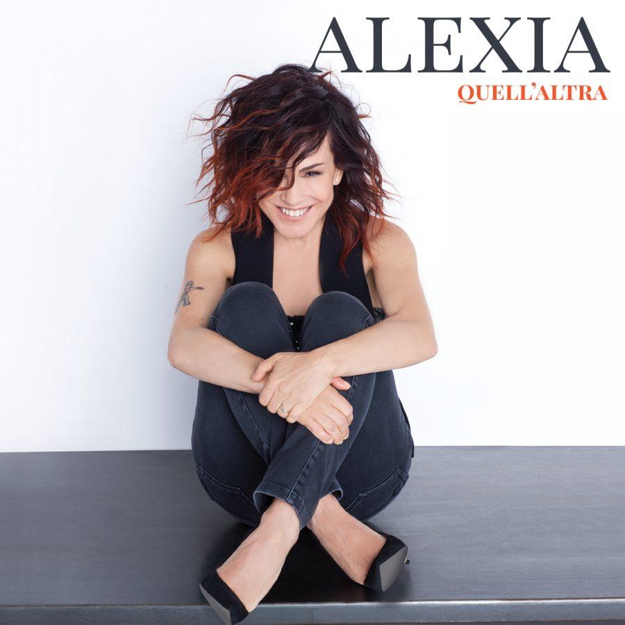 """""""Quell'altra"""": ecco il titolo del nuovo disco di Alexia!"""