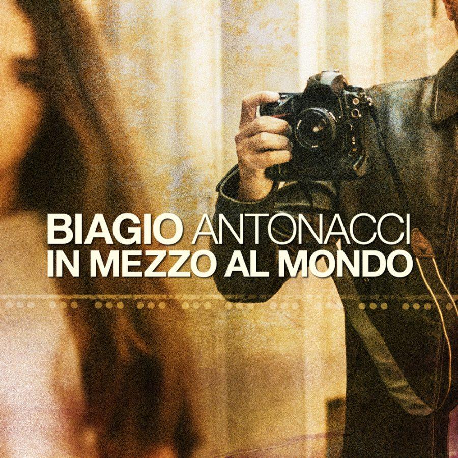 """Biagio Antonacci: il nuovo singolo si intitola """"In mezzo al mondo"""""""