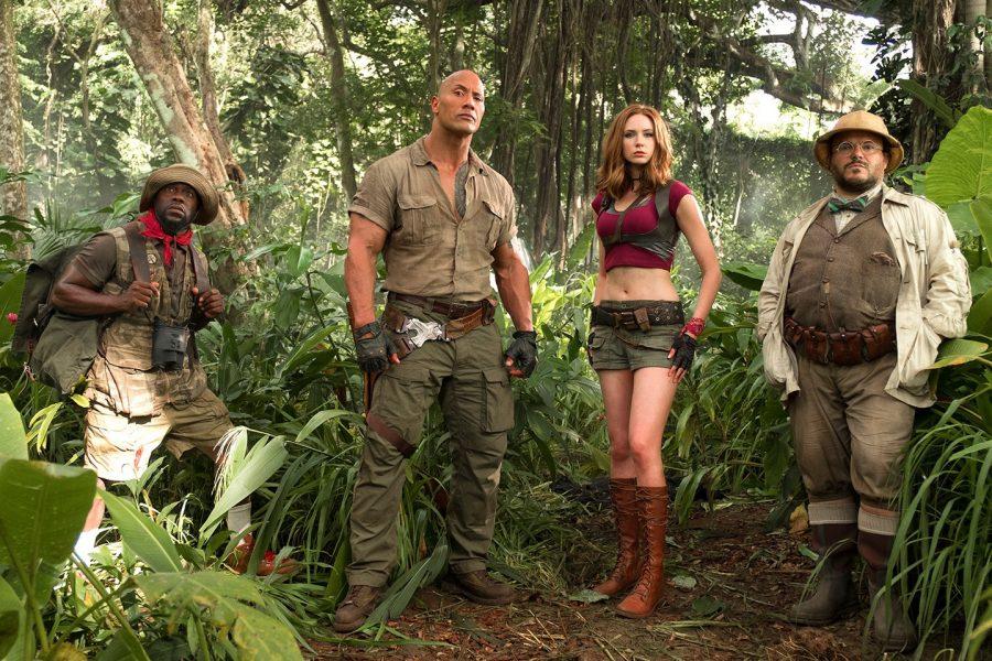 """""""Jumanji – Benvenuti nella giungla"""": ecco il nuovo trailer italiano!"""
