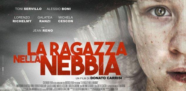 """""""La ragazza nella nebbia"""": ecco il film tratto dal romanzo di Donato Carrisi"""