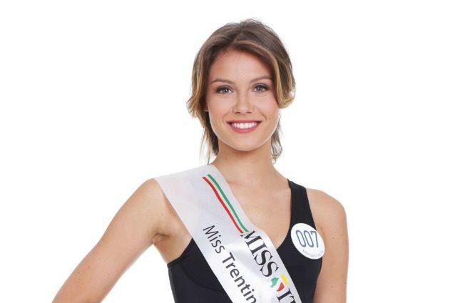 Miss Italia 2017: vince Alice Rachele Arlanch dal Trentino Alto Adige