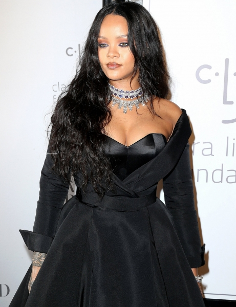 """Diamond Ball"": tutti presenti al charity gala di Rihanna!"