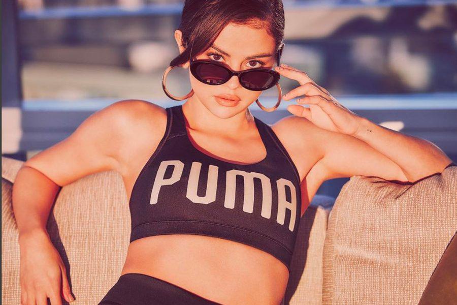 Selena Gomez scelta da Puma come nuova ambassador femminile