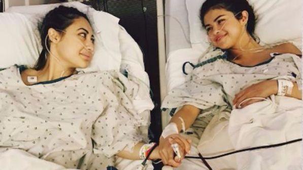 Trapianto di rene per Selena Gomez: ecco chi è la donatrice!
