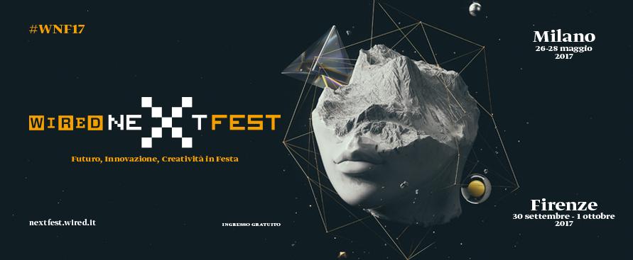 Wired Next Fest: tanti artisti italiani si esibiranno a Firenze