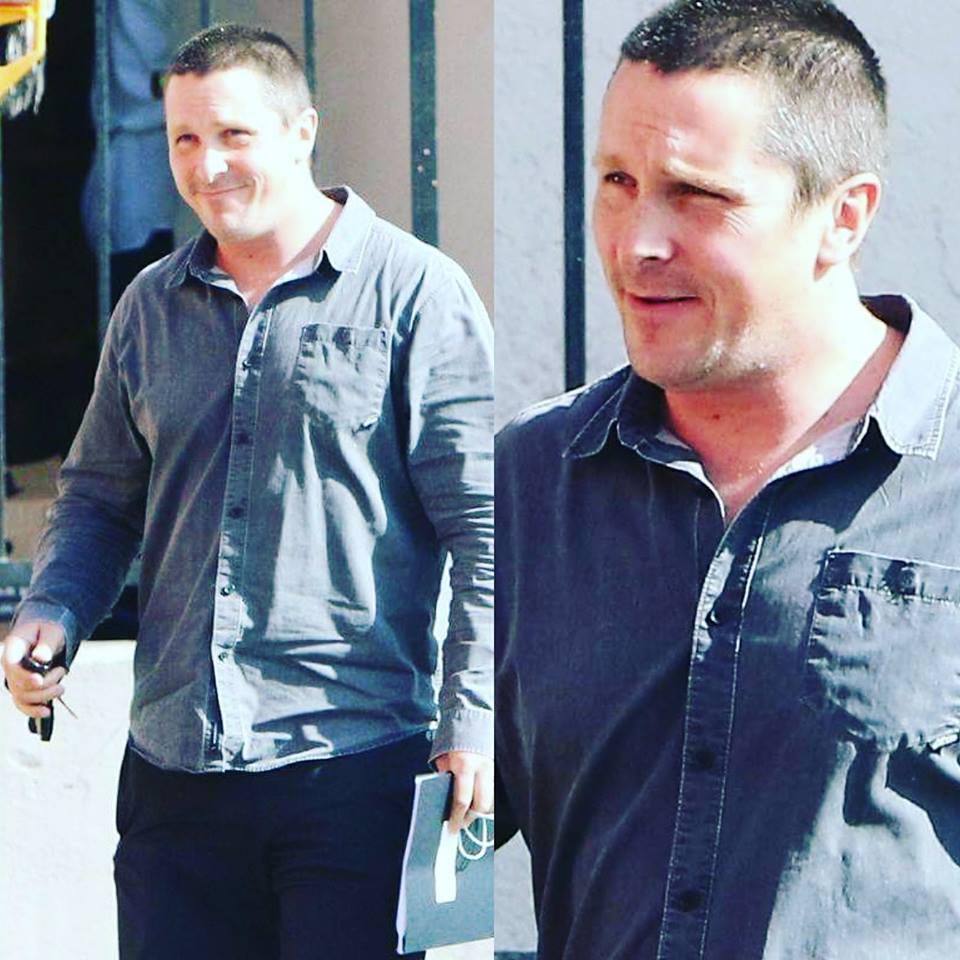 Trasformazione shock di Christian Bale: guardate queste foto da un set!