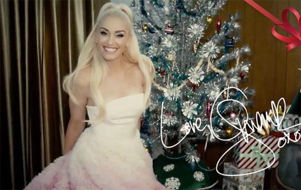 Gwen Stefani ed un nuovo album sotto l'albero di natale!