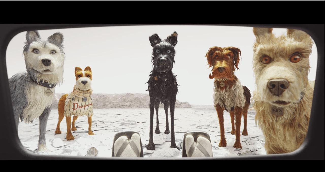 """""""Isle Of Dogs"""": La nuova animazione targata Wes Anderson"""