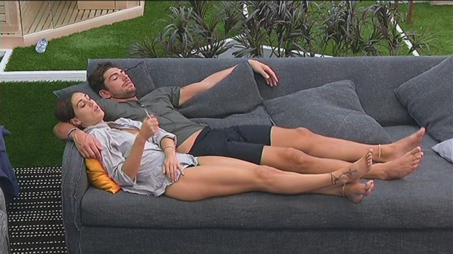 Grande Fratello VIP: Cecilia Rodriguez ed Ignazio Moser troppo intimi?