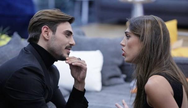 Grande Fratello Vip: Cecilia Rodriguez lascia Francesco Monte