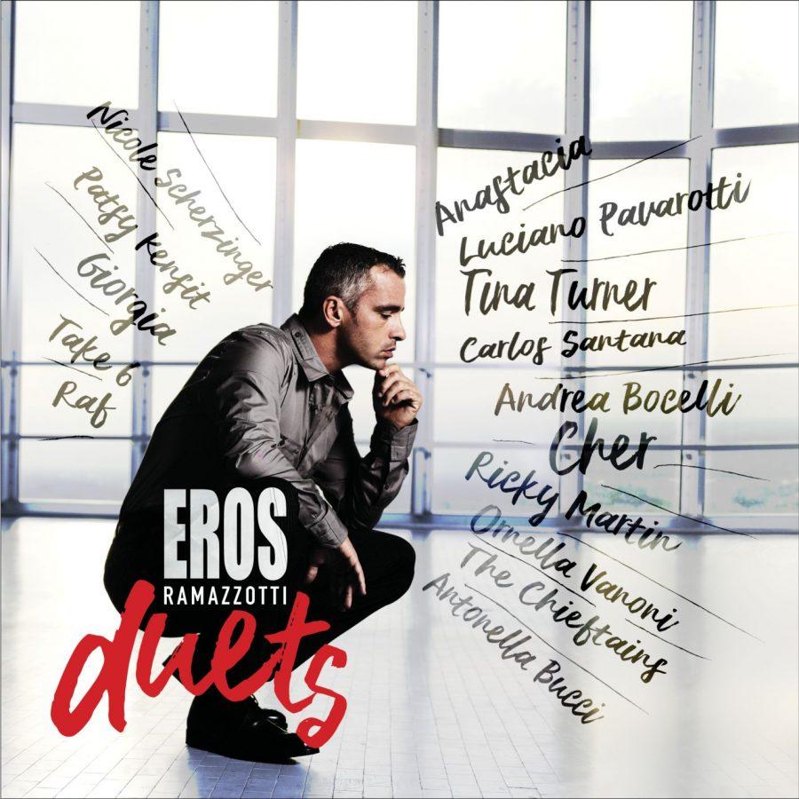 """""""Eros Duets"""": a novembre arriverà il nuovo album di Eros Ramazzotti"""