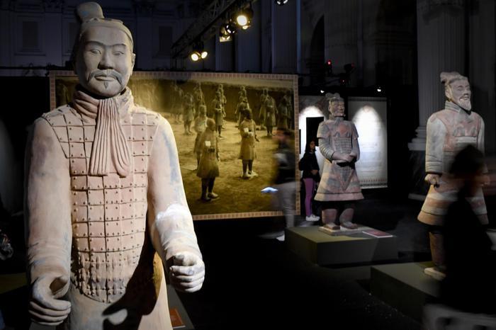 Napoli: in mostra l'esercito di terracotta, direttamente dalla Cina