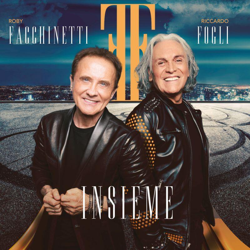 """""""Insieme"""": oggi in uscita l'album d'inediti del duo Facchinetti e Fogli"""
