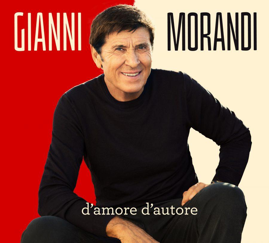"""Gianni Morandi: il nuovo album """"D'amore D'autore"""" e tante collaborazioni"""