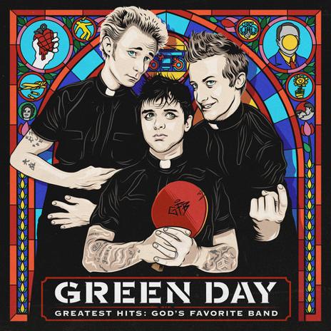 "Green Day: a novembre uscirà ""Greatest Hits: God's Favorite Band"""