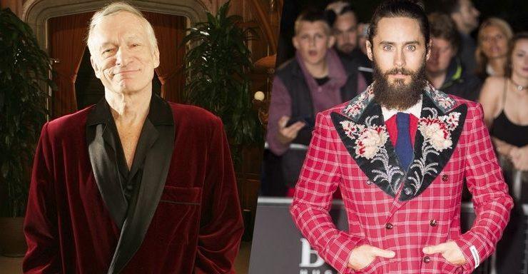 Jared Leto sarà Hugh Hefner nel biopic sul fondatore di Playboy