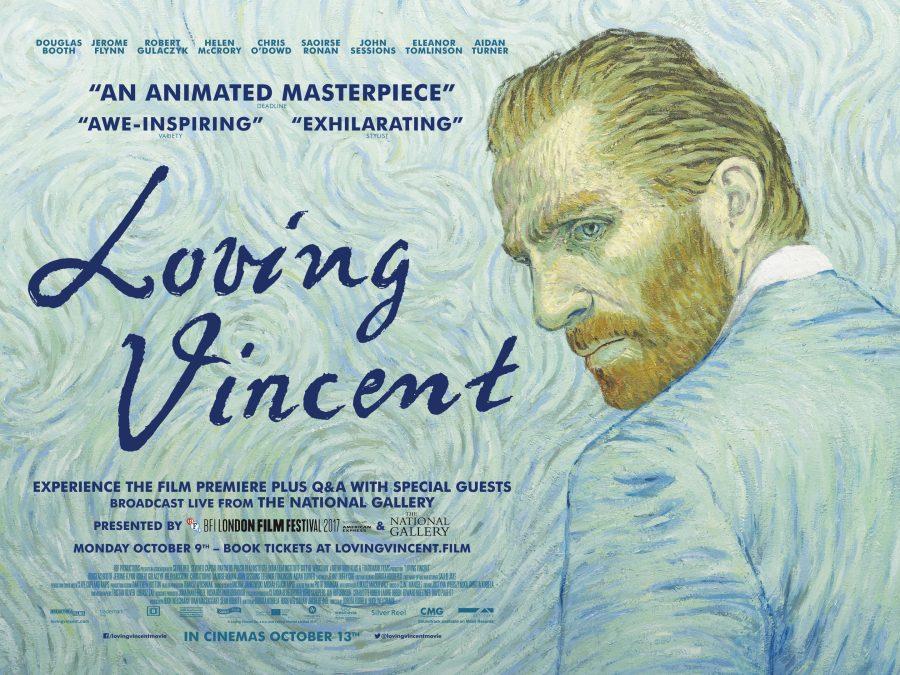 """""""Loving Vincent"""": il film interamente dipinto è un omaggio a Van Gogh"""